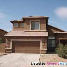 Rental info for 44024 W Palo Teca Rd in the Maricopa area