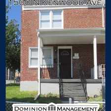 Rental info for Recently Renovated End-of-Group Home! Sign a 2 year lease and pay only $500 for your security deposit! in the Berea area