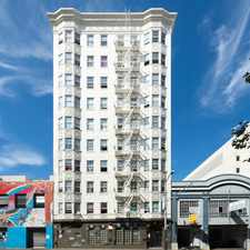 Rental info for 270 TURK in the Tenderloin area