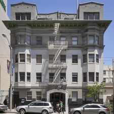 Rental info for 324 Larkin in the Tenderloin area