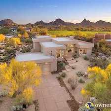 Rental info for Single Family Home Home in Scottsdale for For Sale By Owner