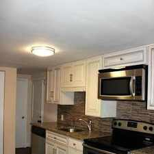 Rental info for Two story semi-detached house. Washer/Dryer Hookups!