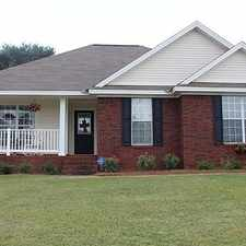 Rental info for Single Family Home Home in Prattville for For Sale By Owner
