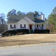Rental info for Single Family Home Home in Dawsonville for Rent-To-Own