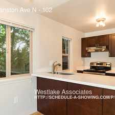 Rental info for 3641 Evanston Ave N in the Fremont area