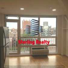 Rental info for Crescent St in the Flatiron District area