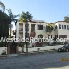Rental info for 2 Bedroom 1 Bath with Den in the Belmont Shore area