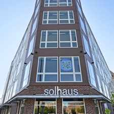 Rental info for Solhaus Tower