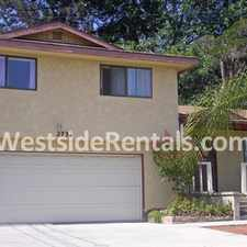 Rental info for 3Br House in La Crescenta in the La Crescenta-Montrose area