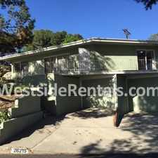 Rental info for FOUR bedroom House on In Lomita Pines in the Harbor City area