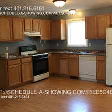 Rental info for 33 Dome st in the Smith Hill area