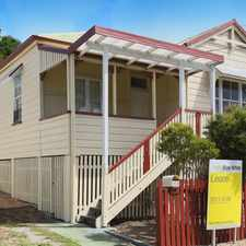 Rental info for PADDINGTON COTTAGE