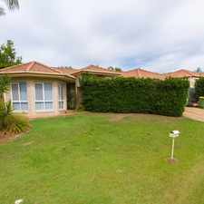 Rental info for LARGE FAMILY HOME IN ORMEAU HILLS in the Gold Coast area