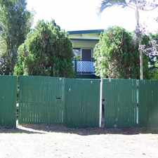 Rental info for 3 BEDROOM HOME CLOSE TO TOWN & FULLY FENCED in the Yeppoon area