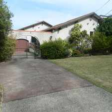 Rental info for IDEAL LOCATION in the Greystanes area