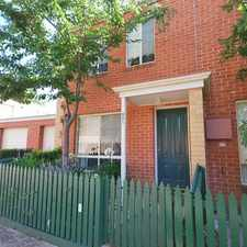 Rental info for Central Living in a Quiet Back Street in the Ballarat area