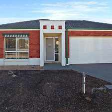 Rental info for 3 BEDROOM HOUSE WITH ROOM TO MOVE in the Melton area