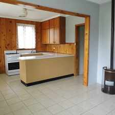Rental info for GREAT POSITION - BRICK 2 BR- LARGE YARD in the Morwell area