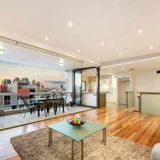 Rental info for Unique deisgned 4 Bedroom Penthouse locate in the Heart of City