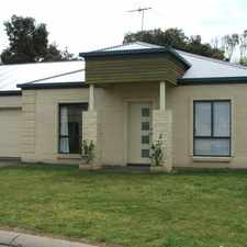 Rental info for Close to Hospital and Shopping in the Mount Gambier area