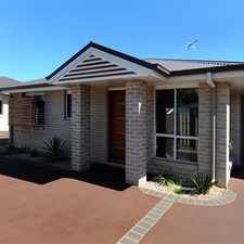 Rental info for Impressive Unit Close To The CBD - What More Could You Want? in the Toowoomba area