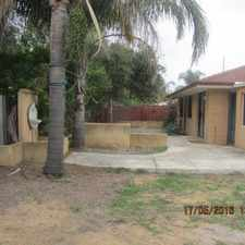 Rental info for Close to Shops & School