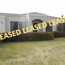 Rental info for LEASED LEASED LEASED in the Darch area