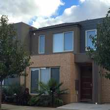 Rental info for Stylish and Easy Living in the Craigieburn area