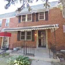Rental info for Gorgeous Renovated Rental in The Desirable Greenspring Community! Finished Basement -3 & 4 Bedroom Vouchers accepted! in the Park Circle area
