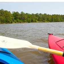 Rental info for Lovely two bedroom cottage tucked away beside the Neuse River. Pet OK!