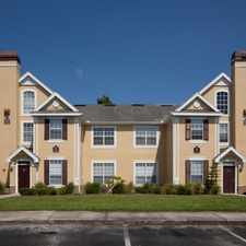 Rental info for Knightsbridge at StoneyBrook in the 32828 area