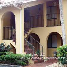 Rental info for 9845 Citadel Lane in the Bonita Springs area