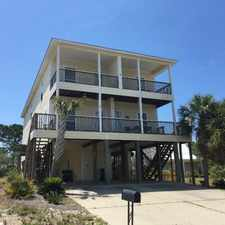 Rental info for 3 bedrooms - Awesome Beach house in the heart of Gulf Shores.