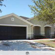 Rental info for Beautiful water front home. in the Jacksonville Farms-Terrace area