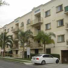 Rental info for 3328 Oakhurst Avenue #307 in the Palms area