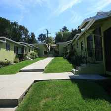 Rental info for 4810 Lincoln Avenue in the Eagle Rock area