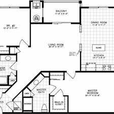 Rental info for 1337 Martin Court