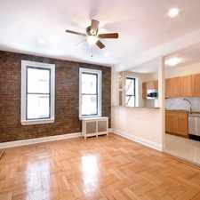 Rental info for Washington Heights in the Washington Heights area