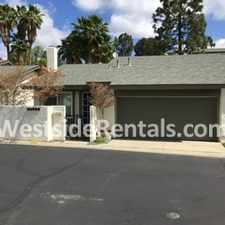 Rental info for 3 Bedroom 2 Bathroom Townhouse in the Yorba Linda area