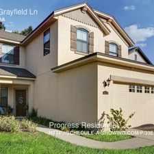 Rental info for 4113 Grayfield Ln