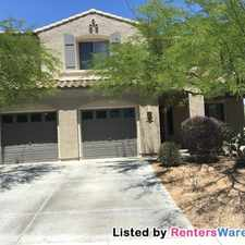Rental info for 8530 W Coyote Dr