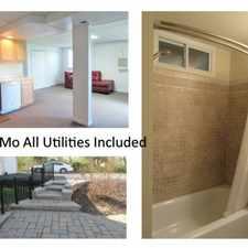 Rental info for Studio Apart $650 All Inclusive