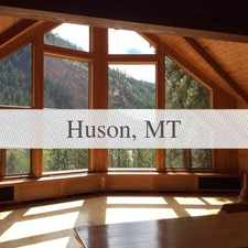 Rental info for NEW THIS WEEK! New carpet downstairs! On 6 acres close to Missoula
