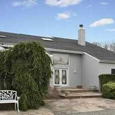 Rental info for Georgeous Contemporary Style Home. Single Car Garage!