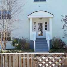 Rental info for 3806 Hickory Ave in the Hampden area
