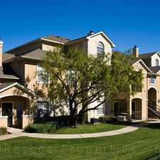 Rental info for Hill Country Villas in the San Antonio area
