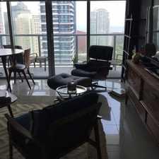 Rental info for 1st in the Little Havana area