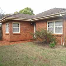 Rental info for Great Location in the Toowoomba area