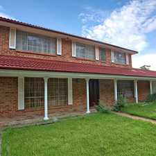Rental info for Huge Family Home! in the North Rocks area