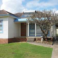 Rental info for Tidy 3 Bedroom Home in the Wollongong area